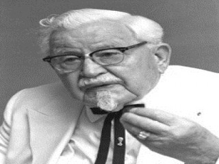 Colonel Sanders picture, image, poster