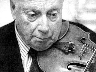 Isaac Stern picture, image, poster