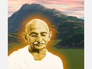 Gandhi Mohandas Karamchand  picture, image, poster