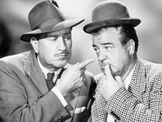 Abbott and Costello picture, image, poster