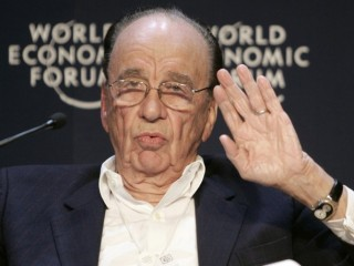 Rupert Murdoch picture, image, poster