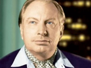 L. Ron Hubbard picture, image, poster