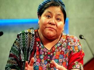 Rigoberta Menchu Tum picture, image, poster