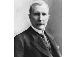 John D. Rockefeller picture, image, poster