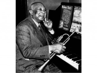 A biography of william christopher handy a composer and compiler of blues music