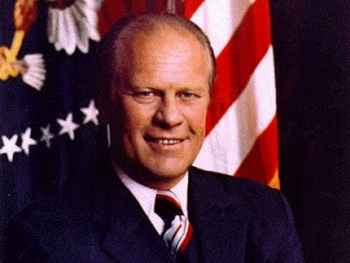 Gerald Ford picture, image, poster