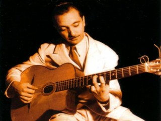 django reinhardt biography Django reinhardt biography by richard s ginell legendary, almost mythical gypsy jazz guitarist of the 1930s, collaborations with violinist stephane grappelli are landmarks.