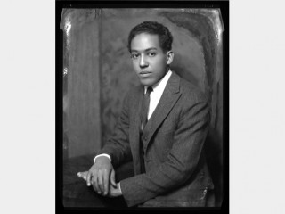 Langston Hughes picture, image, poster