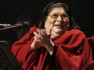 Mercedes Sosa picture, image, poster