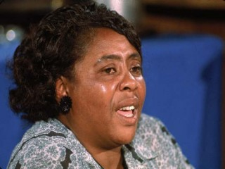 Fannie Lou Hamer picture, image, poster