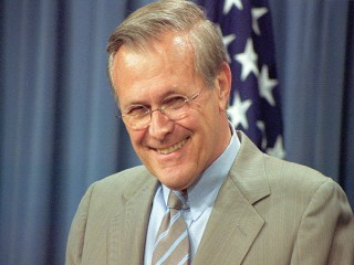 Rumsfeld Donald picture, image, poster