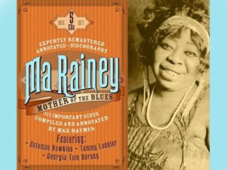 Ma Rainey picture, image, poster