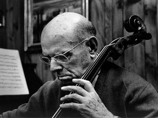 Pablo Casals picture, image, poster