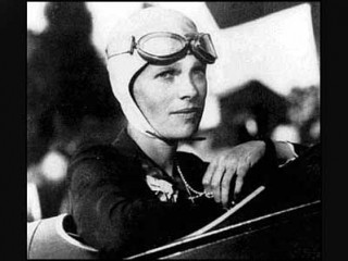 Amelia Earhart picture, image, poster