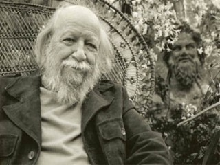 William Golding  picture, image, poster