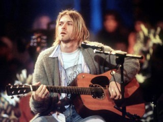 Kurt Cobain picture, image, poster