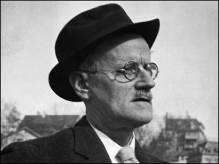 James Joyce  picture, image, poster