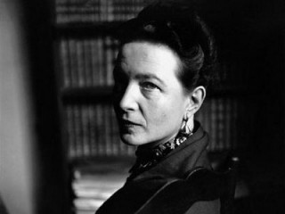 Simone de Beauvoir  picture, image, poster