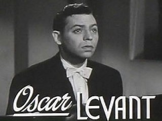 Oscar Levant picture, image, poster