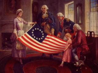 Betsy Ross picture, image, poster