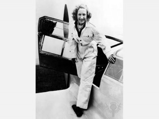 Beryl Markham picture, image, poster