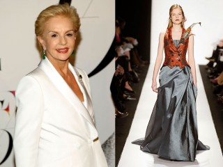 c6cbeddaf6 Carolina Herrera biography, birth date, birth place and pictures