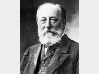 Camille Saint-Saëns picture, image, poster
