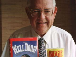 dave thomas an american philantropist Through its signature program, wendy's wonderful kids®, the dave thomas   philanthropist his unceasing desire to improve the lives of north america's most .