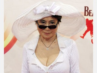 Yoko Ono picture, image, poster