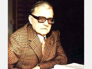 Dmitri Shostakovich picture, image, poster
