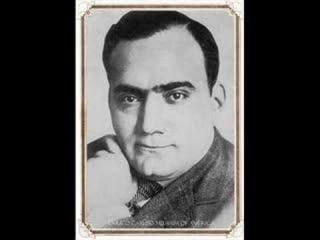 Enrico Caruso picture, image, poster