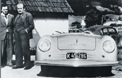 Ferdinand Porsche biography, birth date, birth place and pictures on