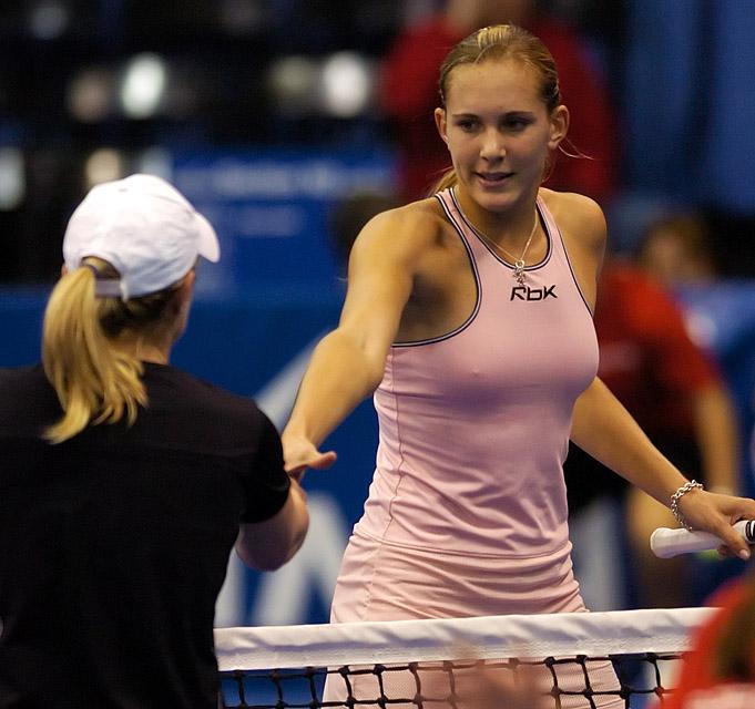 player tennis Nicole vaidisova