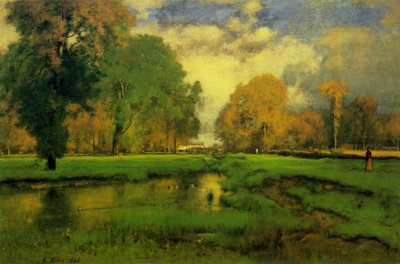 George Inness Biography Birth Date Birth Place And Pictures