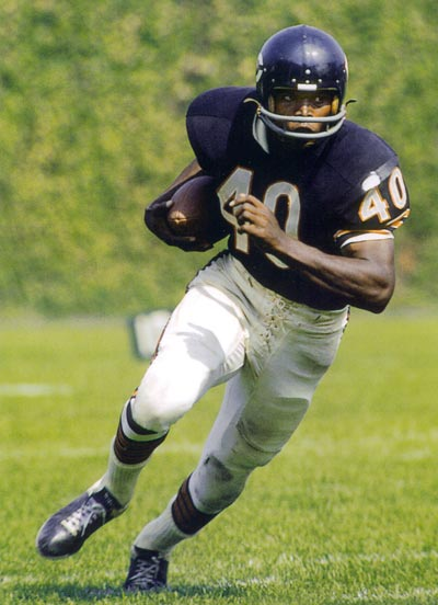 Gale Sayers Gale Sayers biography birth date birth place and pictures