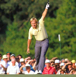 Jack nicklaus amateur golf record