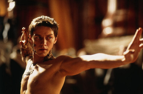 James McAvoy biography, birth date, birth place and pictures