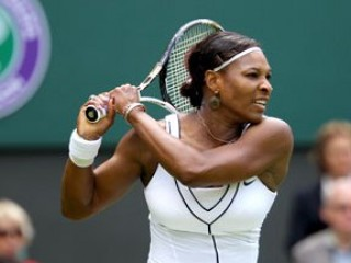 players photos biography videos serena williams. Black Bedroom Furniture Sets. Home Design Ideas