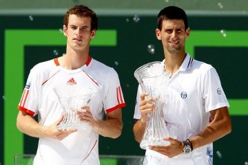Novak Djokovic won his third Miami Masters Title as he defeats Andy Murray on Sunday