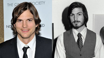 Ashton Kutcher given the role of Steve Jobs in the upcoming indie biopic