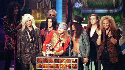 Axl Rose says pass to the Rock and Roll Hall of Fame induction this weekend
