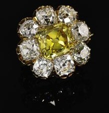 Historic 34.98 carat diamond fetched $9.7 million at Sotheby\'s auction biography