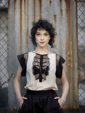 Annie Clark (St. Vincent) voted 2012 Sexiest Woman in Indie Rock