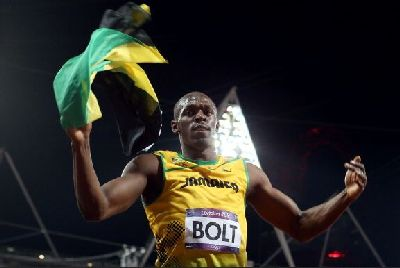 Olympic 100m champion Usain Bolt closer to legendary status biography