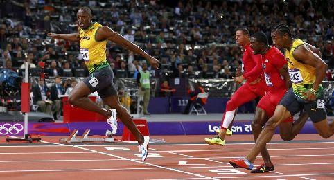 Olympic 100m champion Usain Bolt closer to legendary status biography