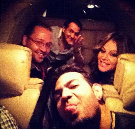 Final picture of Jenni Rivera on the plane has surfaced