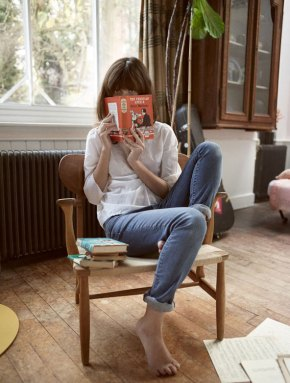 Aubin & Wills\' Ads for Spring collection feature model Irina Lazareanu and Alex James biography