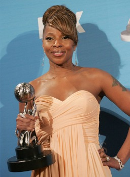 Jennifer Hudson wins two nods at 2012 NAACP Image Awards in Music