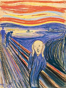 Sotheby\'s announced private auction for Munch\'s \'The Scream\'