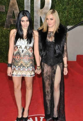 Madonna\'s daughter Lourdes debuts new hairstyle Skrillex lookalike biography